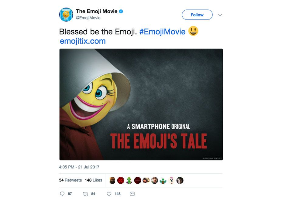 Do Not See The Emoji Movie Vox