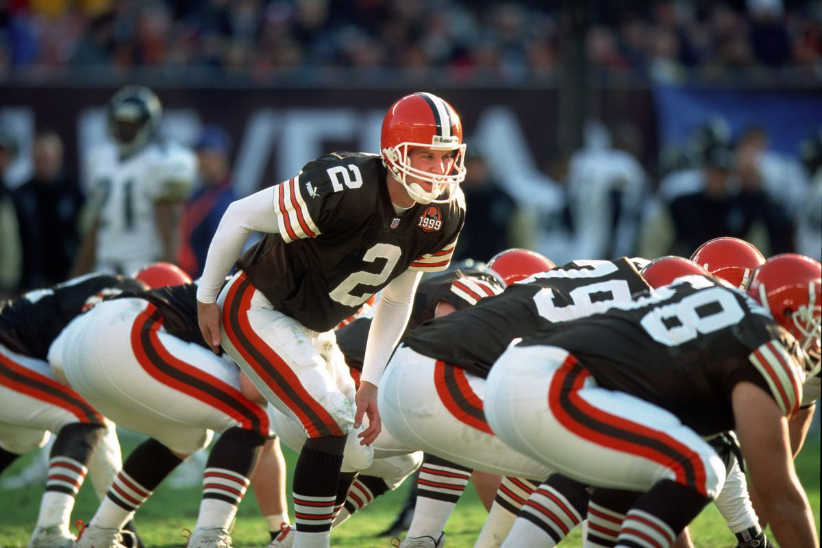 Browns Tim Couch