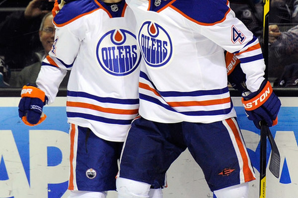 Hall and Eberle reached some pretty special number this week along with Ryan Nugent-Hopkins. These kids are good.