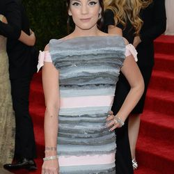 Lily Allen in Chanel Haute Couture