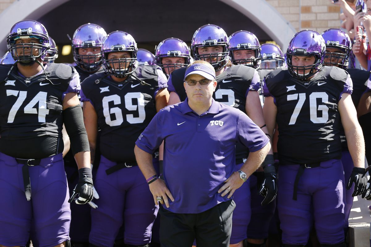 How TCU's Gary Patterson built the Frogs into a Playoff contender