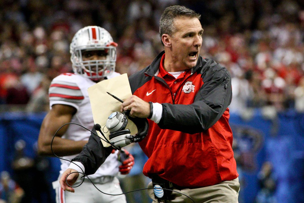 Count Urban Meyer as one with reservations about expanding the College Football Playoff