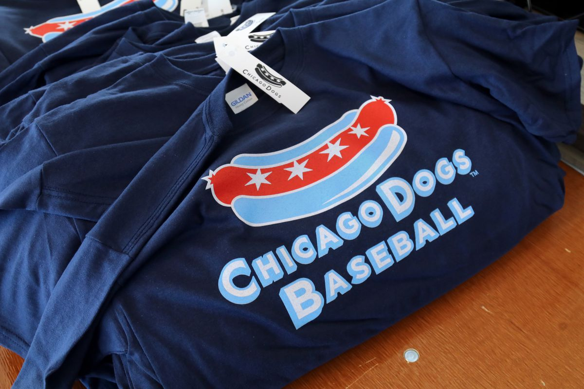 The Chicago Dogs open their home season next Tuesday in Rosemont.