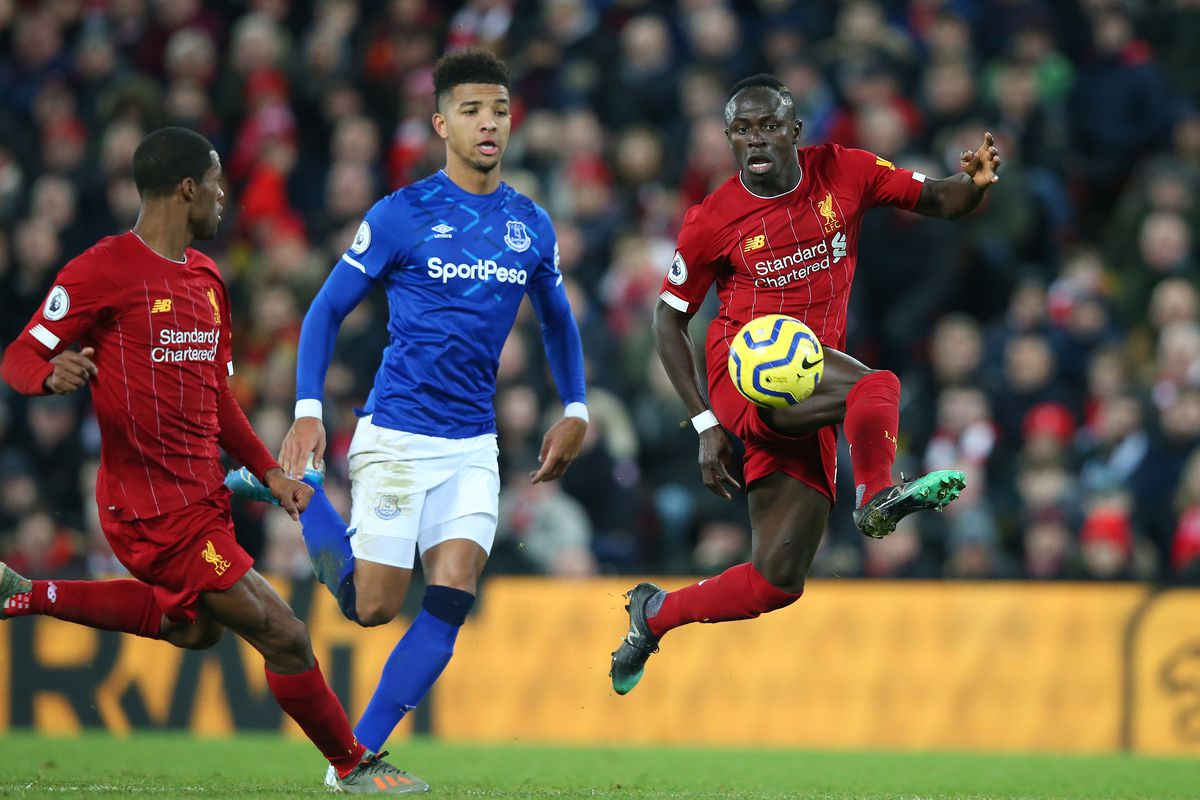 Liverpool Vs Everton Preview Team News And Ways To Watch The Liverpool Offside