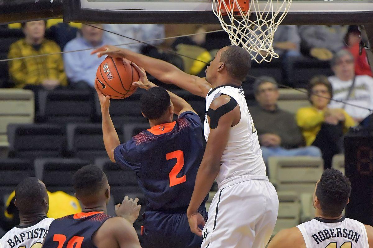NCAA Basketball: Bucknell at Vanderbilt