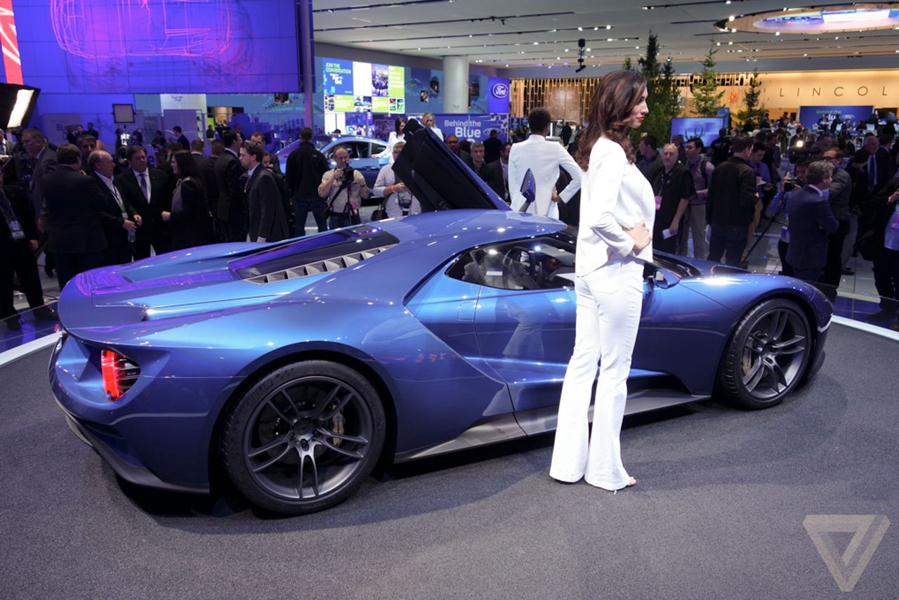 The new GT is the sickest car Ford has ever made   The Verge