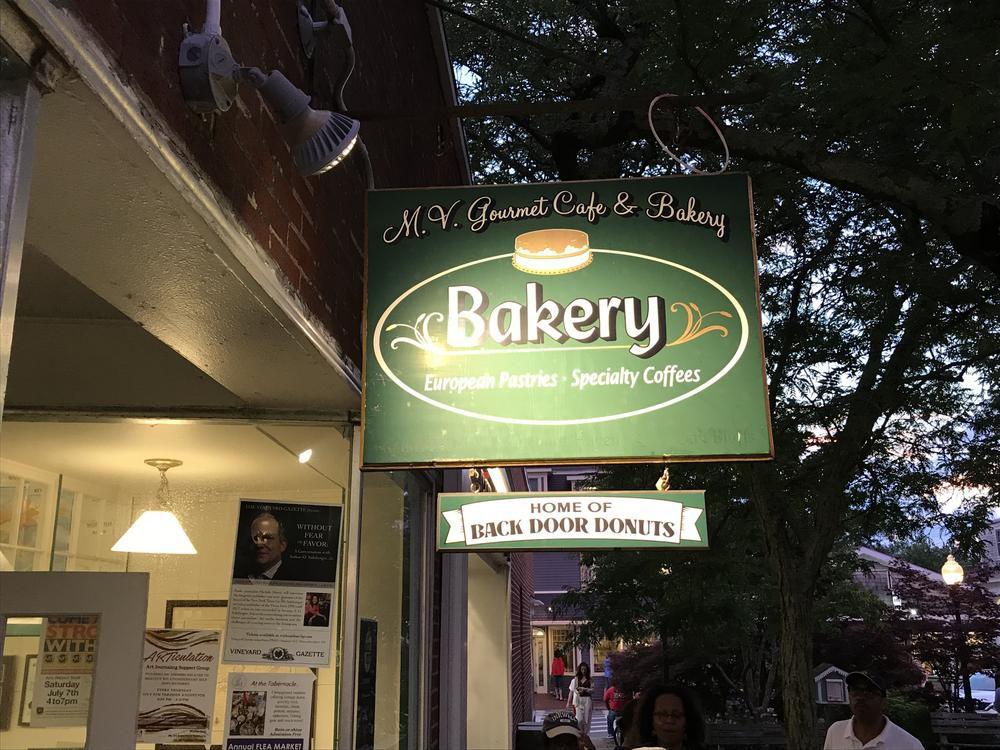 Back Door Donuts at Martha's Vineyard Bakery