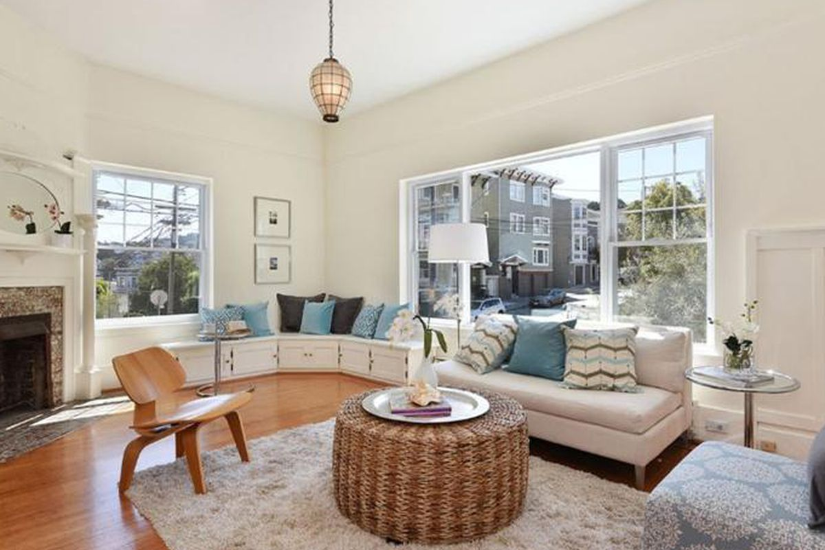 495-Square-Foot Castro Studio Has Murphy Bed, Wants $495K - Curbed SF