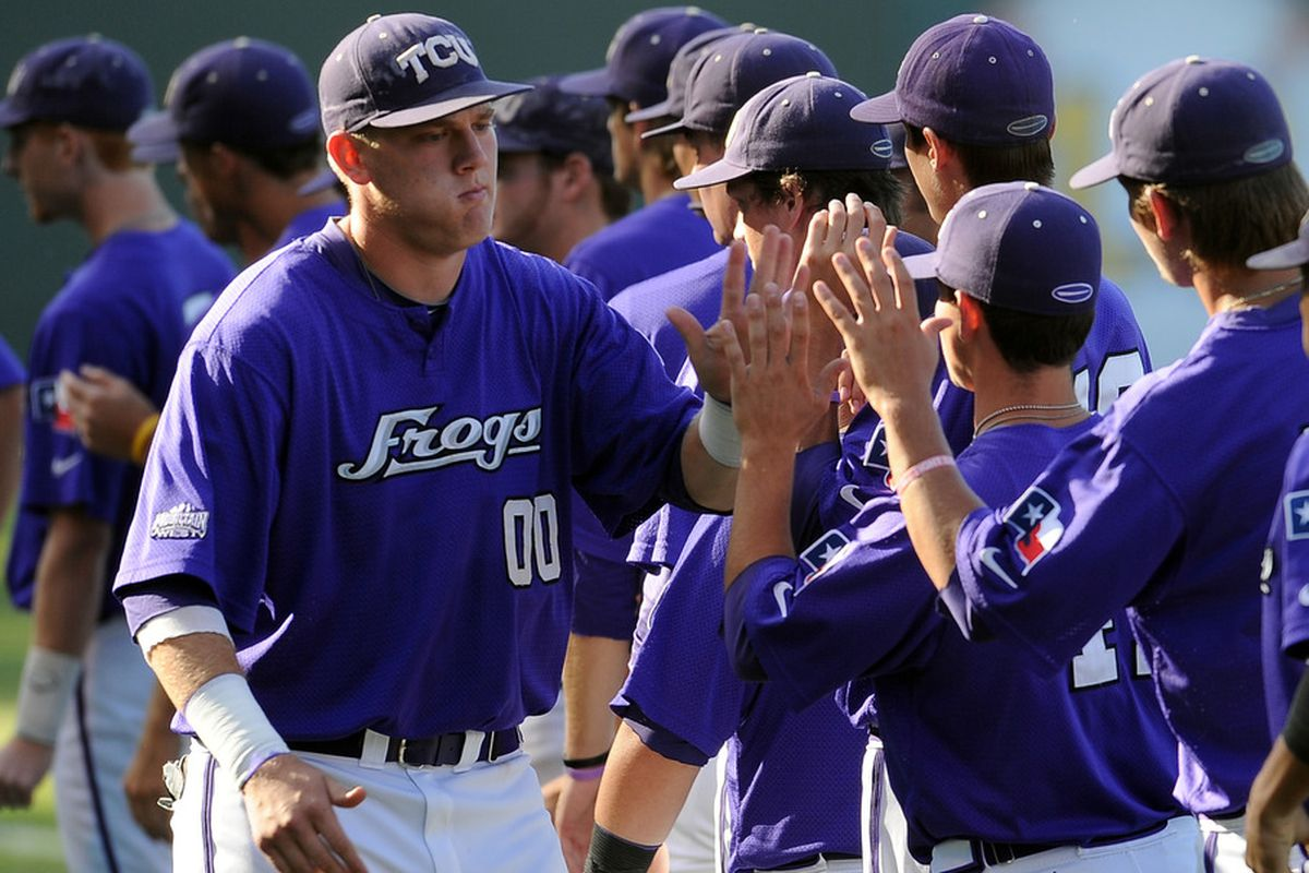 TCU Is One Of Just Two National Seeds Still Alive