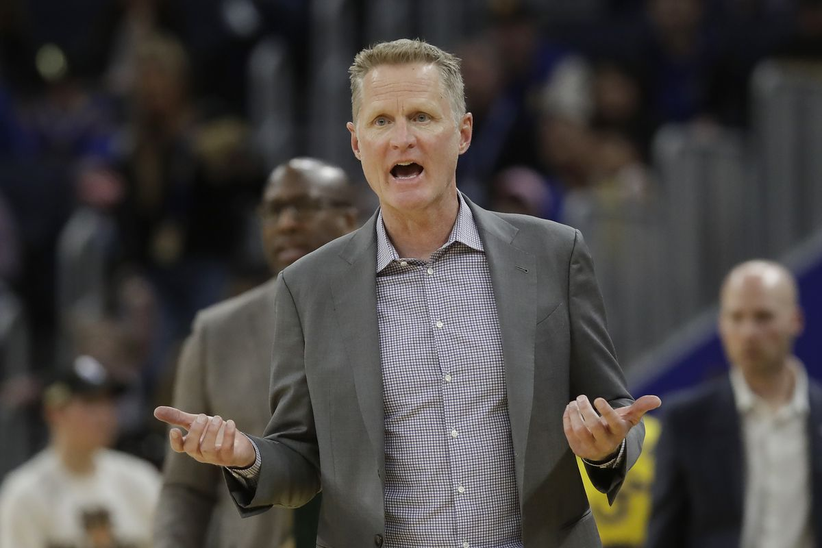 Team USA assistant coach Steve Kerr says USA Basketball is still preparing for the Tokyo Olympics.