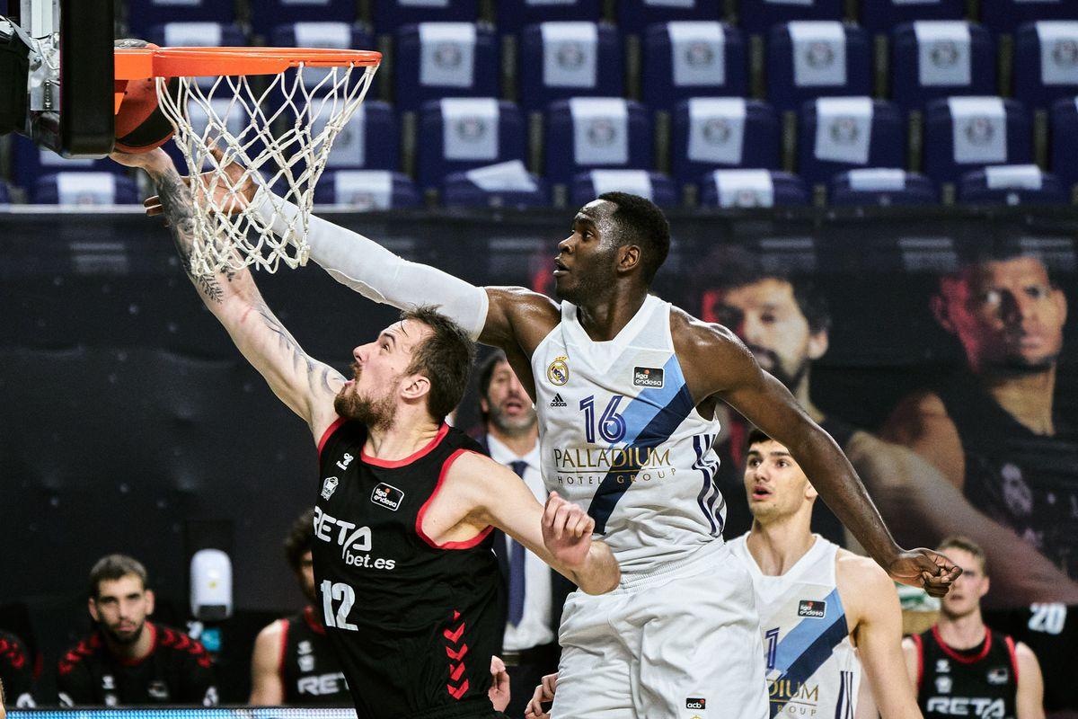Real Madrid v RETAbet Bilbao - Basket Liga ACB