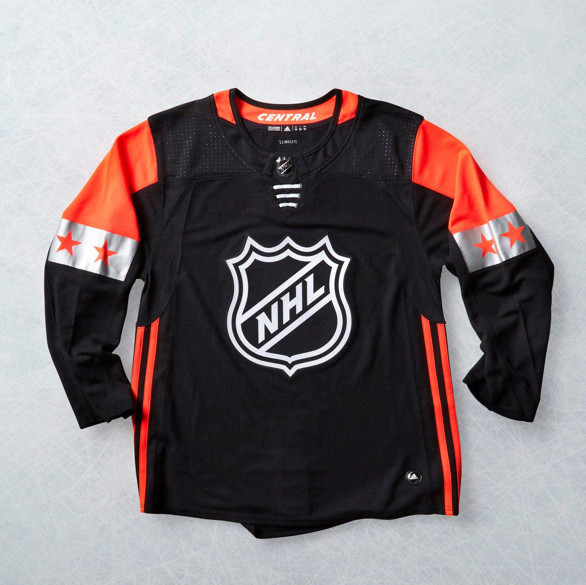 central division all star jersey