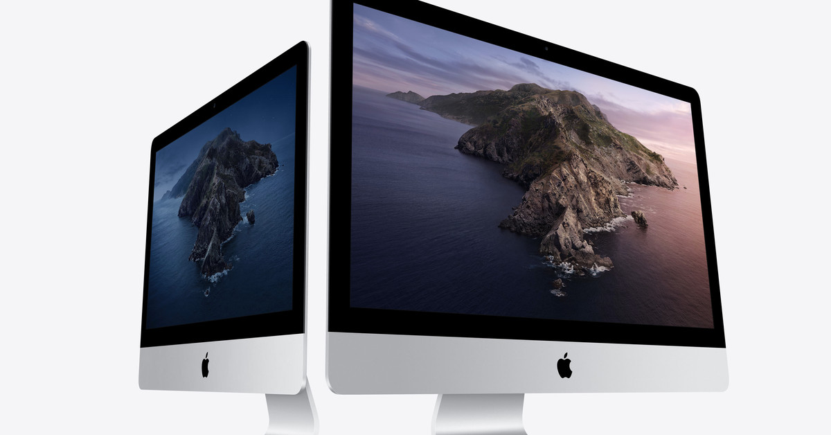 Apple discontinuing two configurations of its 21.5 inch iMac