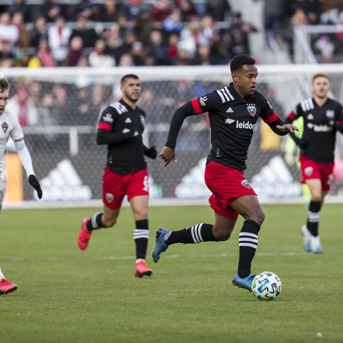 D.C. United vs. Inter Miami: Time, TV schedule and how to watch MLS online  - Black And Red United