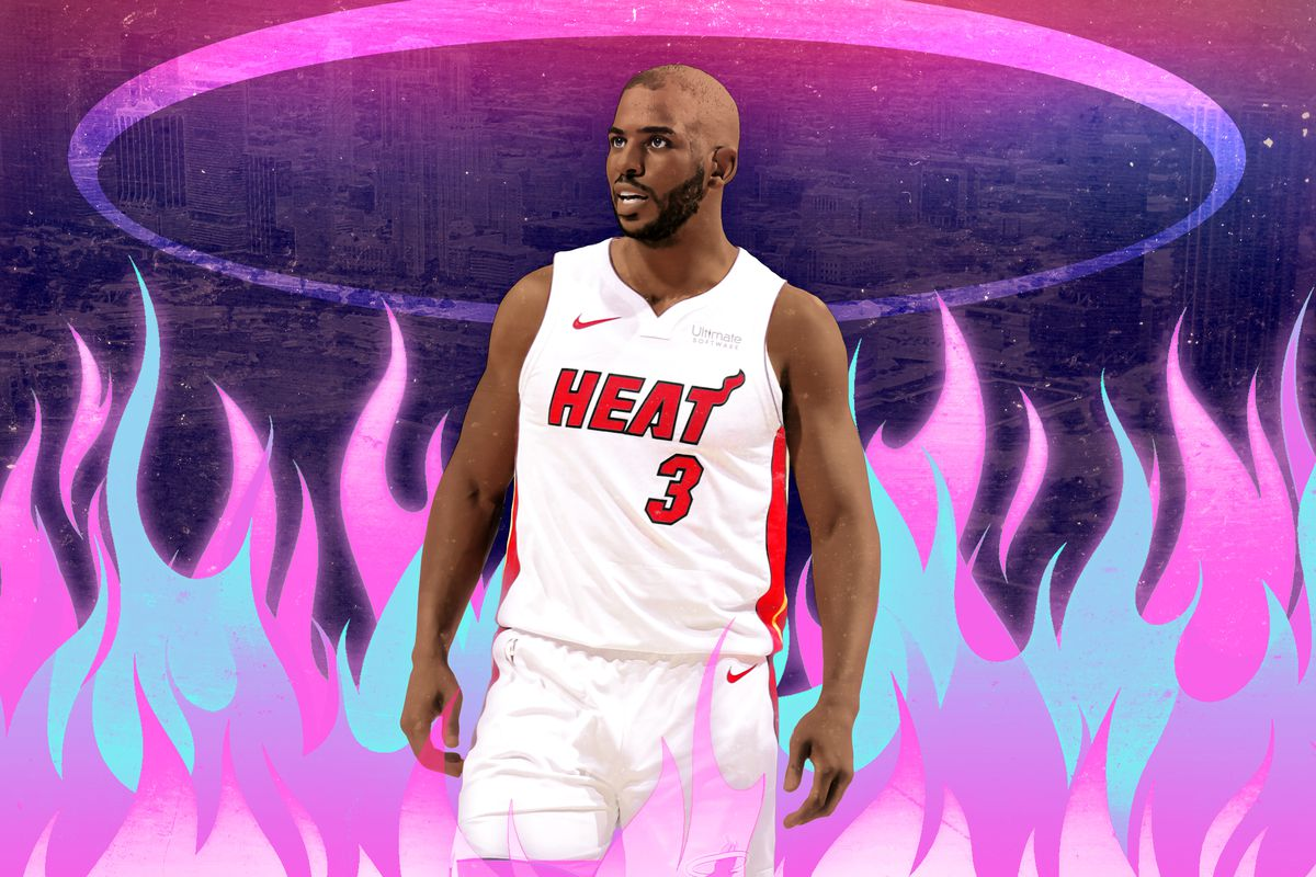 official photos 16782 d5377 Should Miami Trade for Chris Paul? - The Ringer