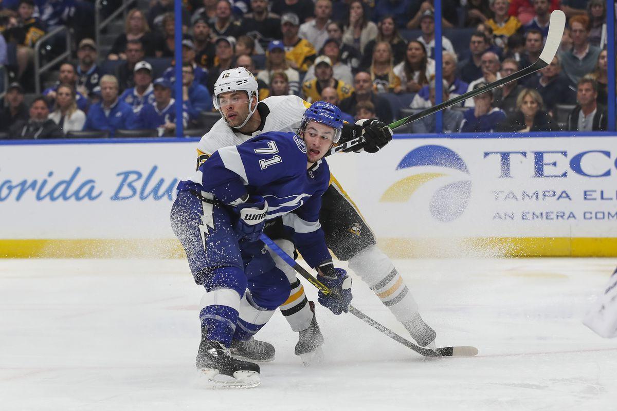 NHL: FEB 06 Penguins at Lightning