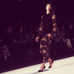 """""""Prints on prints, & lots more leather in an awesome collection from @rachelzoe"""" - <a href=""""http://instagram.com/p/VrlyoeHtIN/"""" target=""""_blank"""">@mbfashionweek</a>"""