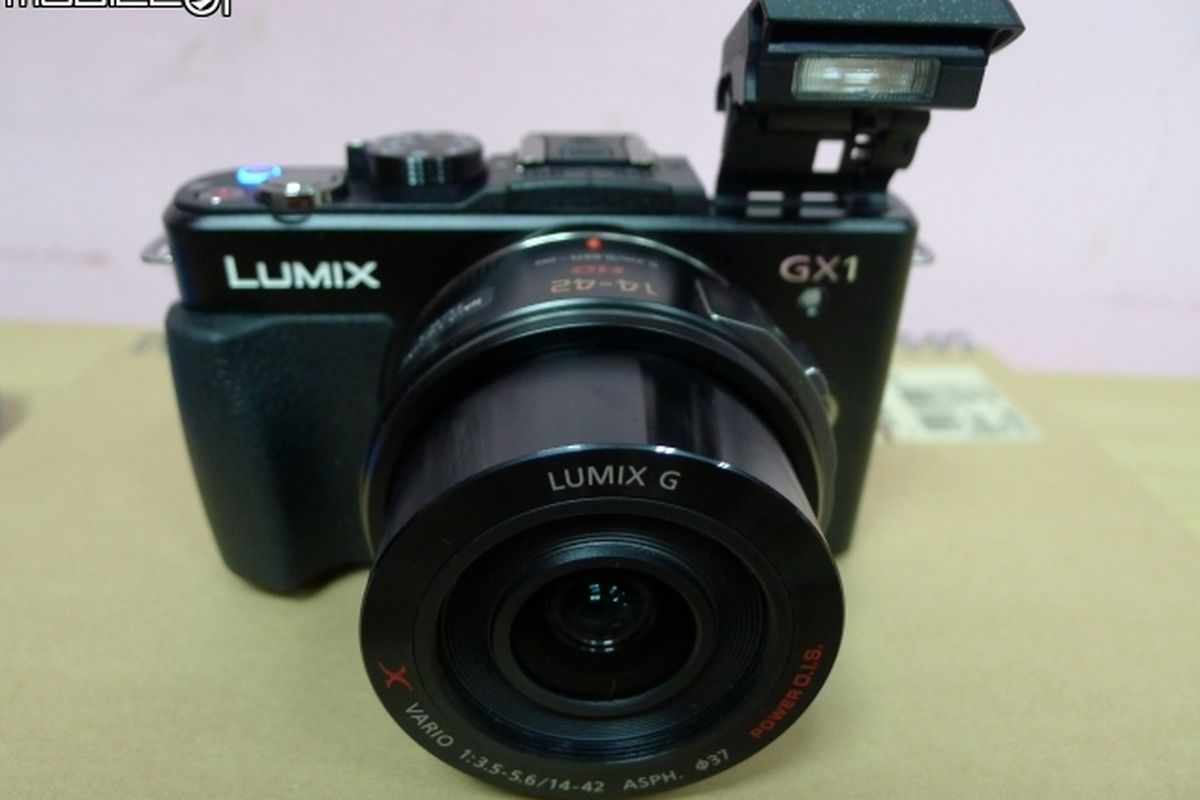 Panasonic GX1 Mobile01