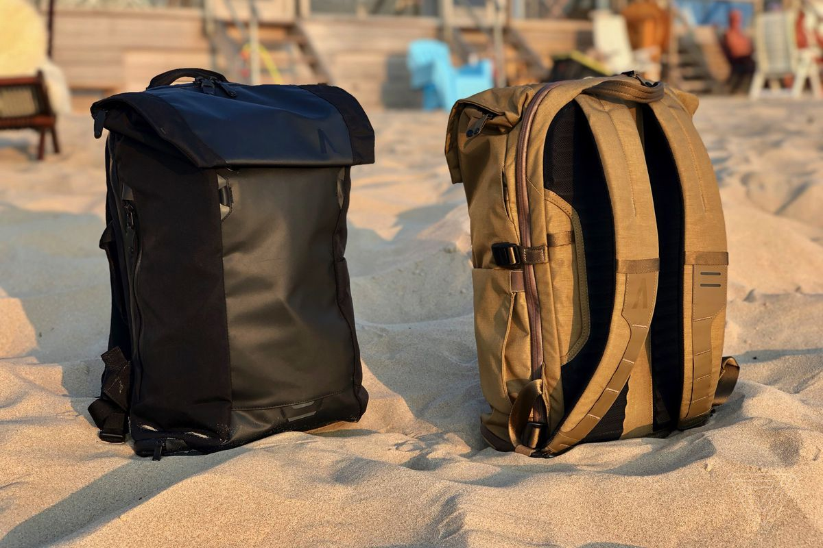 4847db2f6 Boundary Errant backpack review  irresistible at  100 - The Verge