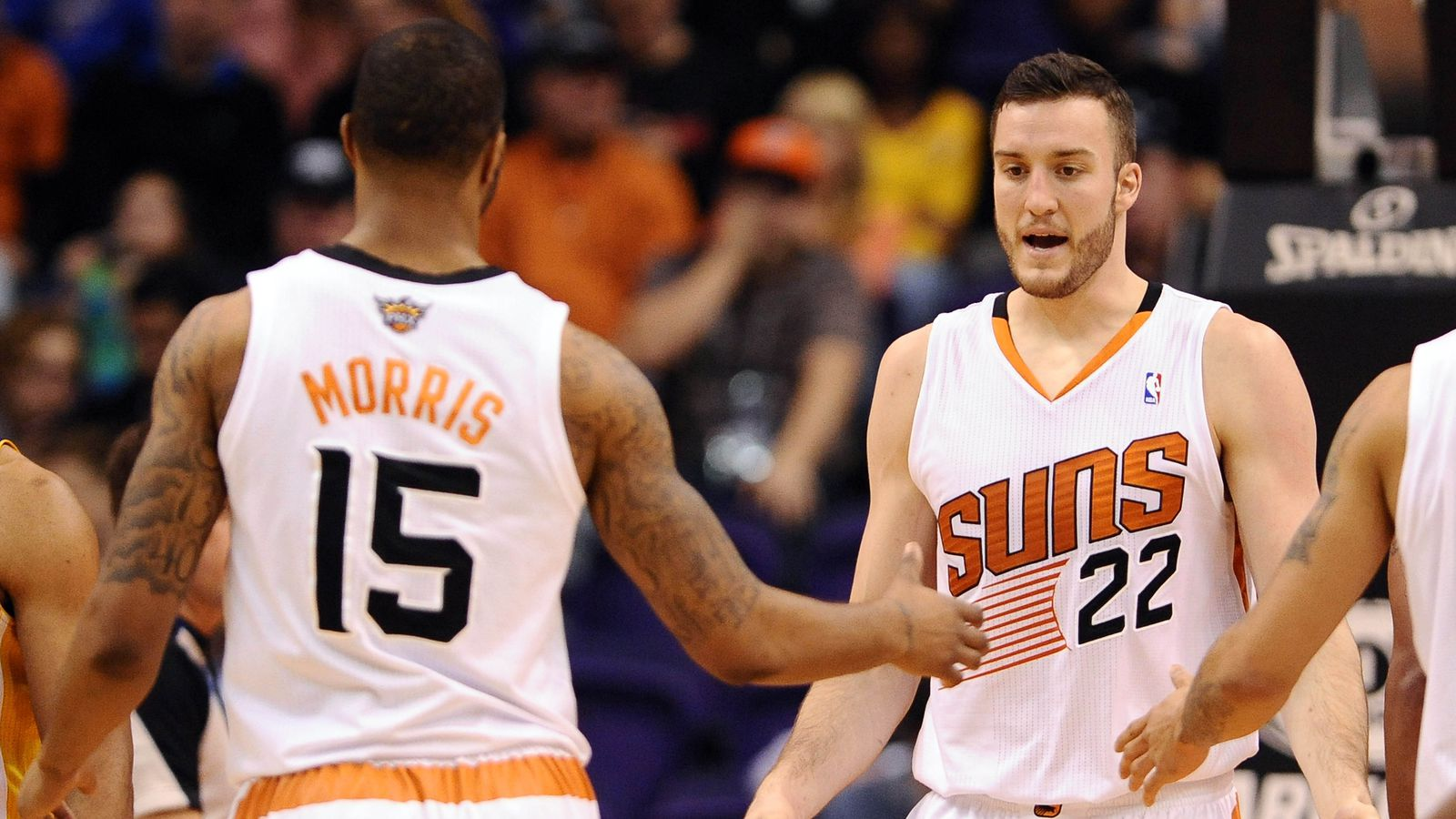 Phoenix Suns A Family Affair Bright Side The Sun