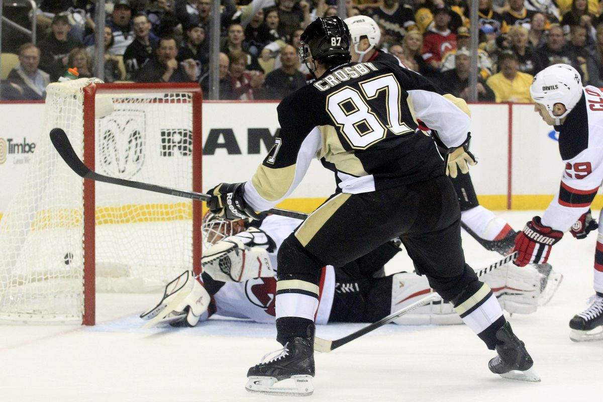 Schneider! Crosby! Not Clowe, though.  But the game is tonight!