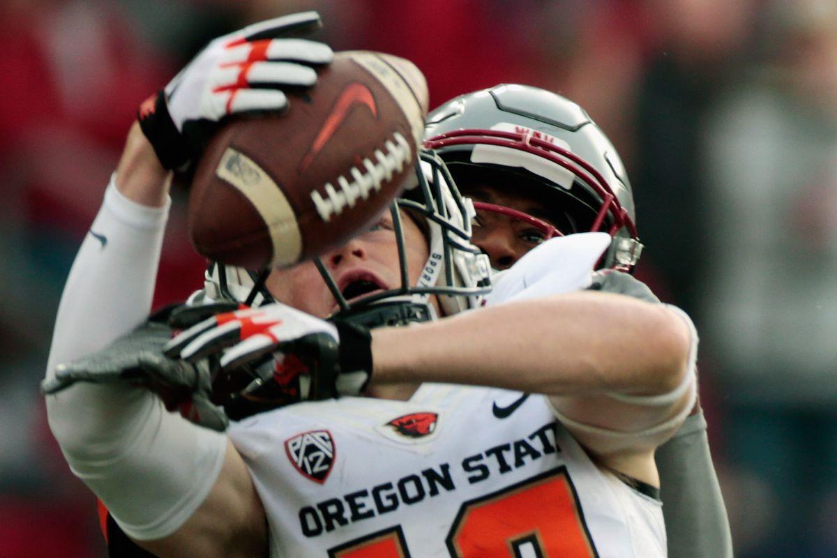 Oregon State v Washington State