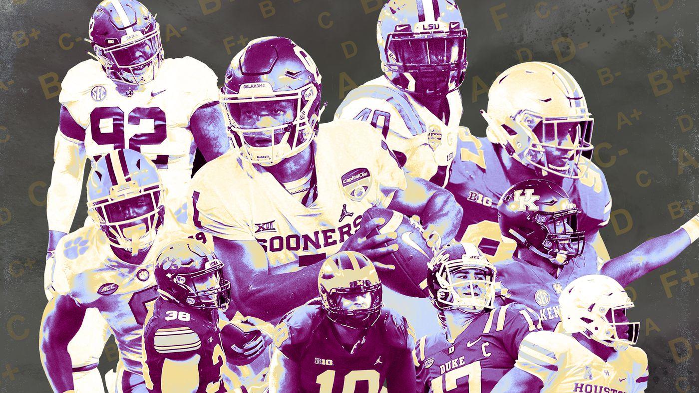 77313c6460c Grading the First Round of the 2019 NFL Draft - The Ringer