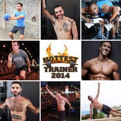 """The ladies in the Hottest Trainer contest had thousands of votes, but the men really killed it. The <a href=""""http://sf.racked.com/archives/2014/08/21/hottest-male-trainer-in-sf-vote.php"""">men's poll</a> was our fifth-most popular post of the year. Not that"""