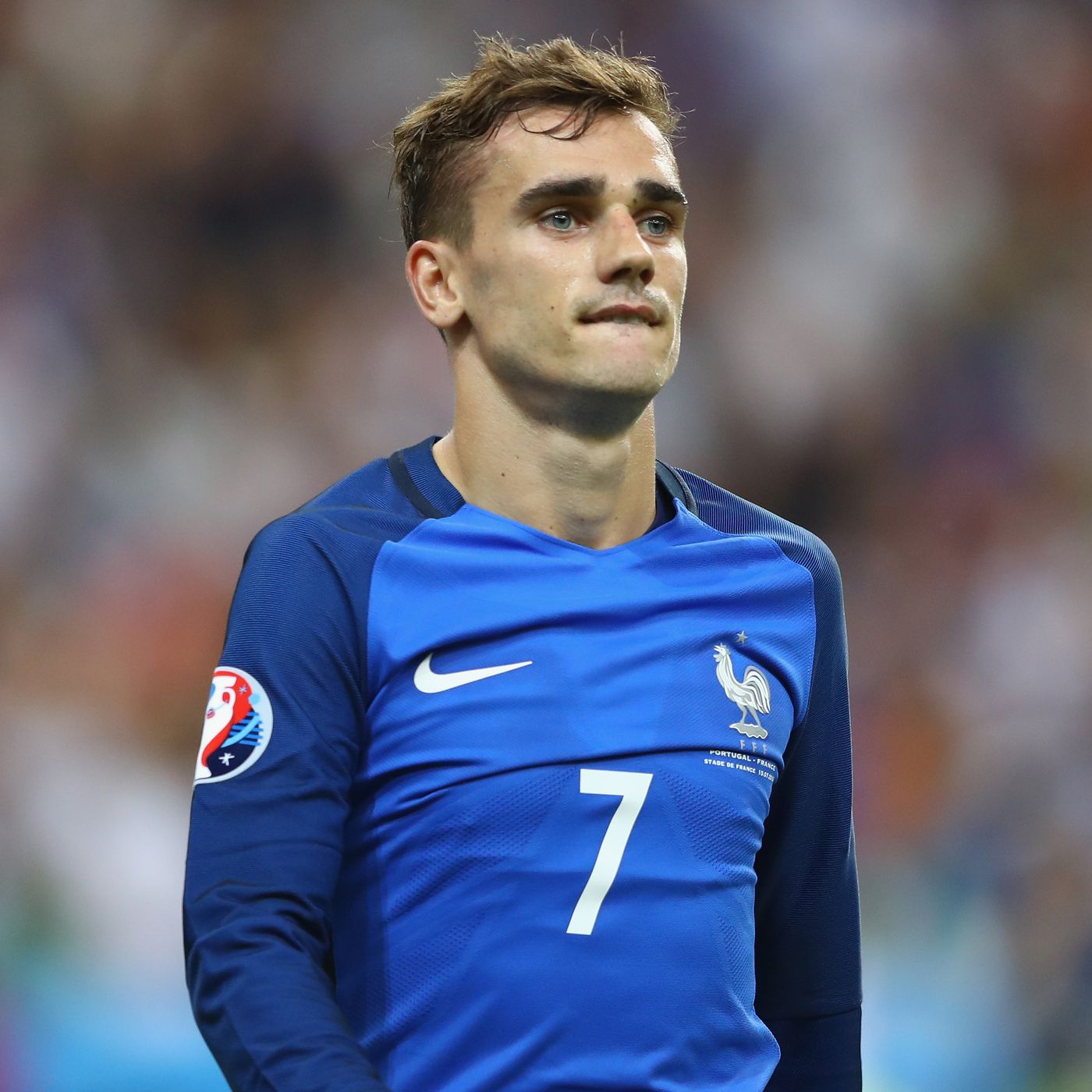 Leadership Another Quality Antoine Griezmann Has In Abundance Into The Calderon