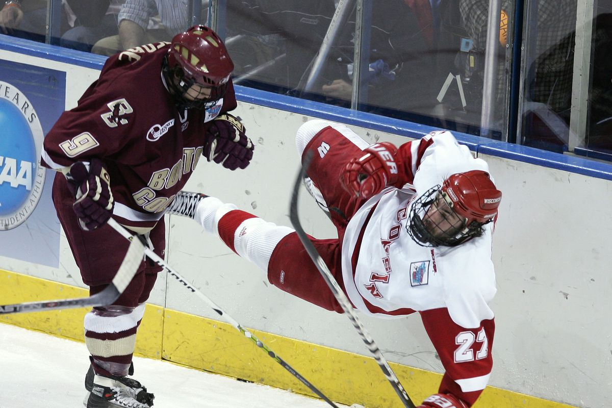 Boston College Mens Hockey Vs Wisconsin How To Watch Bc