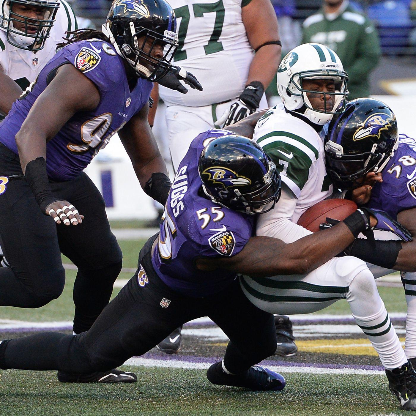 Jets Vs Ravens 2013 Playoff Hopes Alive And Geno Smith S Struggles Sbnation Com Ravens sign letter to sen. sb nation