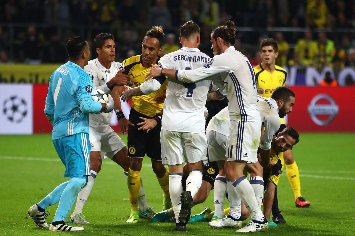 Champions League Dortmund Real Madrid Tv Гјbertragung