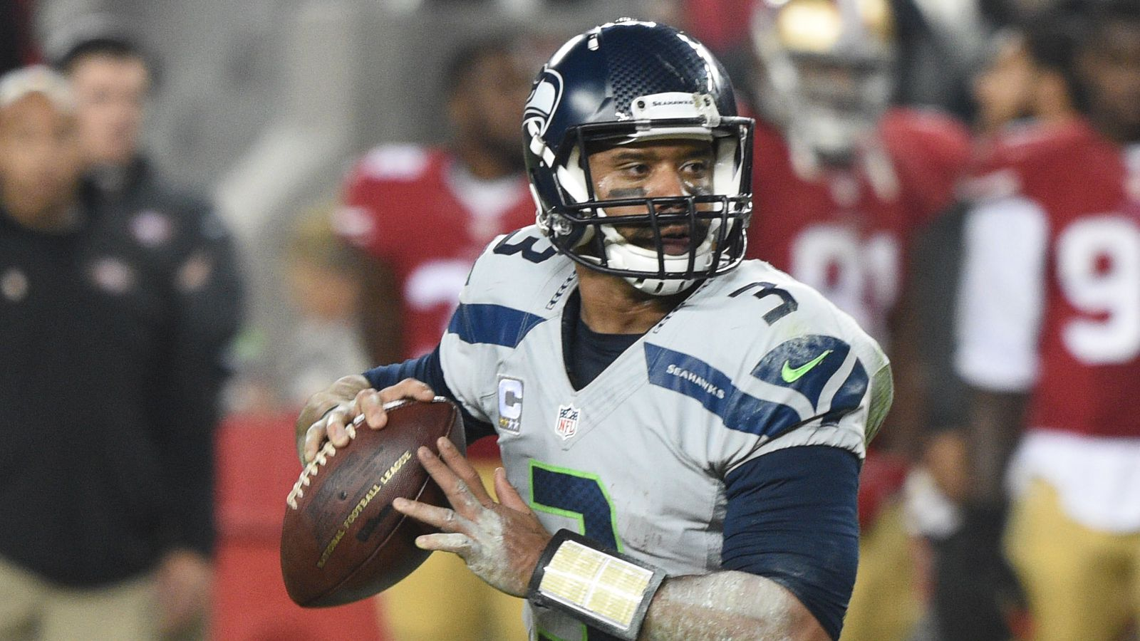 Eagles-Seahawks Odds: NFL Playoff Bye on the Line ...