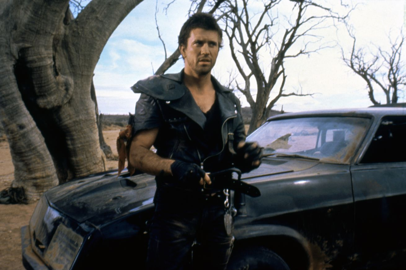 On the set of Mad Max 2