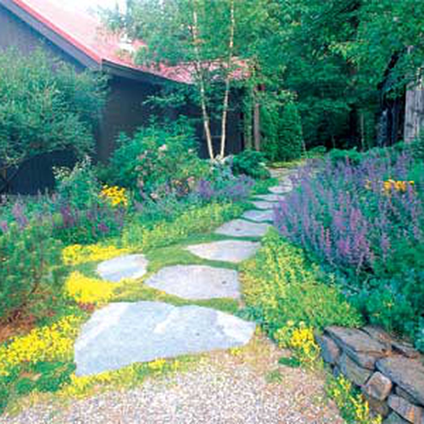 Here S How To Build A Perfect Path This Old House