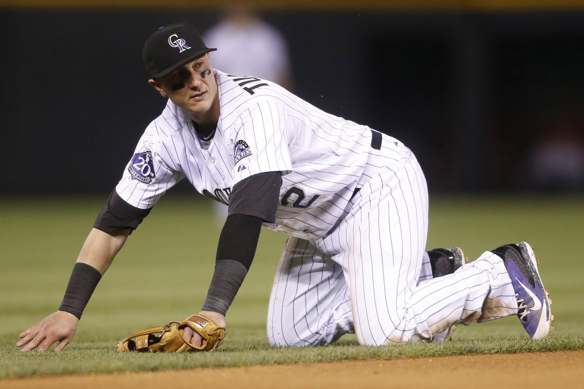Monday Rockpile Is A Troy Tulowitzki Trade In The Cards Purple Row