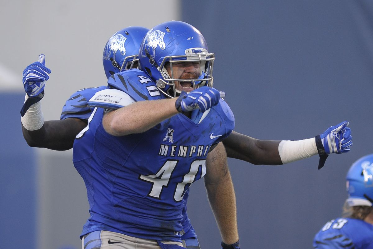Alan Cross (pictured) should be a factor against Cincinnati on Thursday night in Memphis.