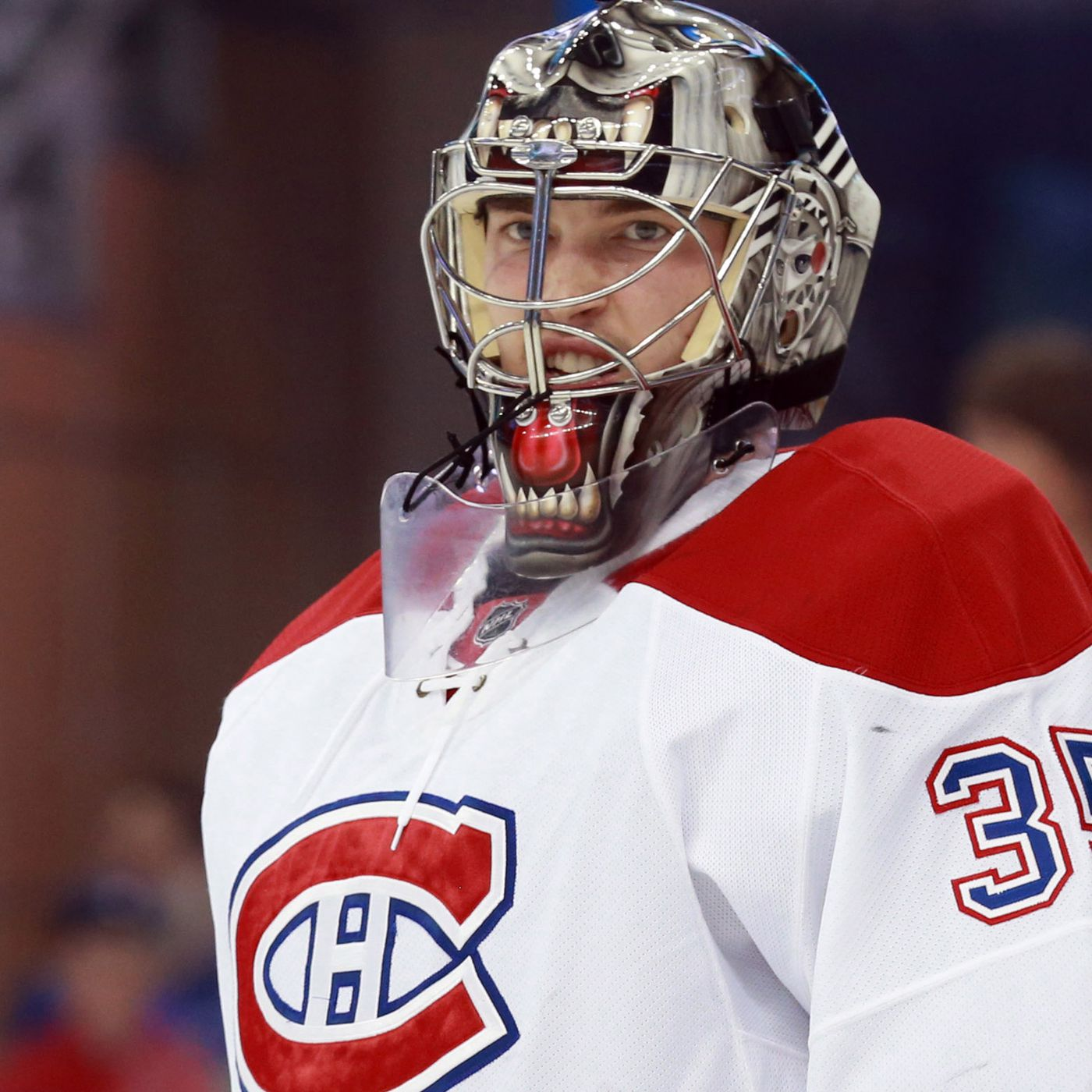 Charlie Lindgren S Start Will Tie A Canadiens Franchise Record Eyes On The Prize