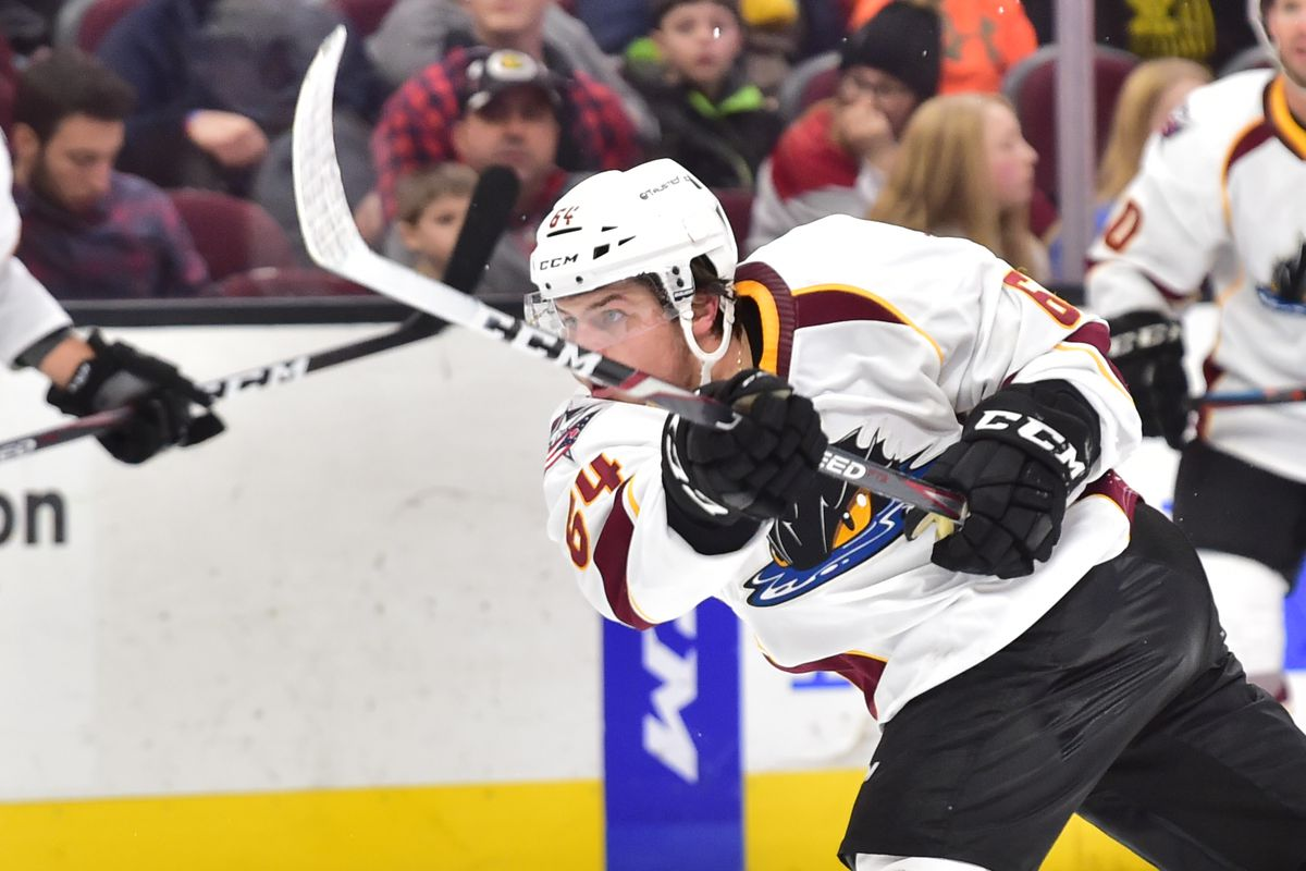 Cleveland Monsters drop final game of road trip against the Utica Comets, 6-2