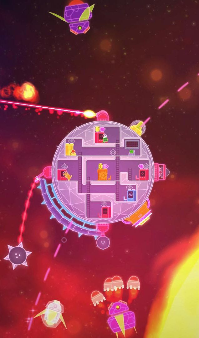 lovers in a dangerous spacetime review screen tall 2
