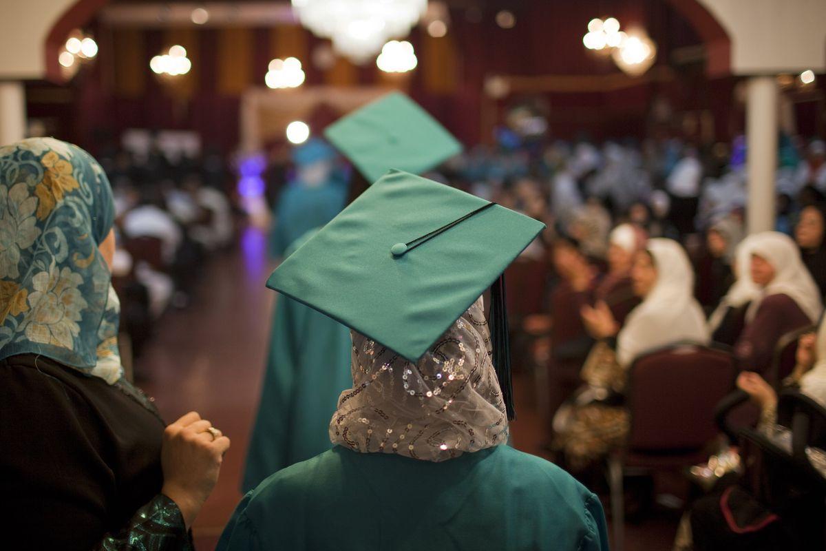 American Muslim Teens