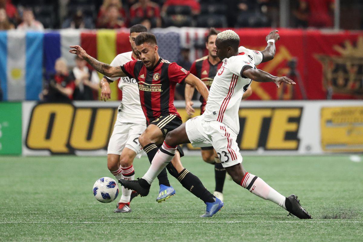 MLS: Toronto FC at Atlanta United FC