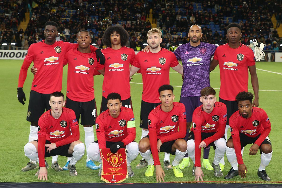 FK Astana v Manchester United: Group L - UEFA Europa League