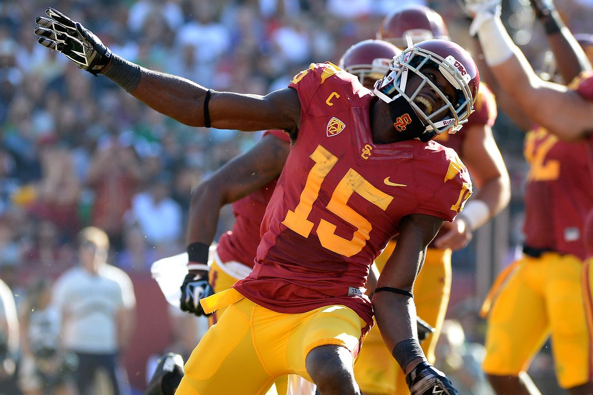 7f273644435 NFL Draft Results: Nelson Agholor to Eagles with No. 20 Pick ...