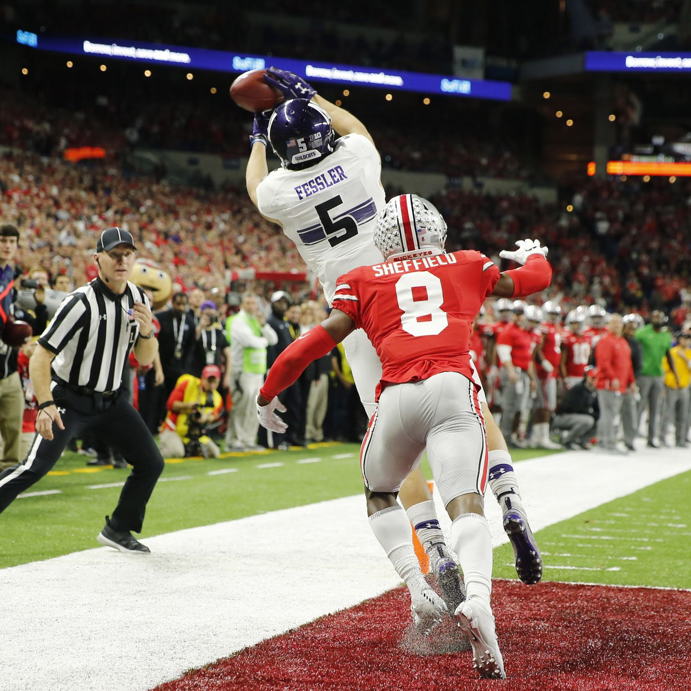 e980b9e2c13 Ohio State cornerback Kendall Sheffield appears to be headed for NFL Draft