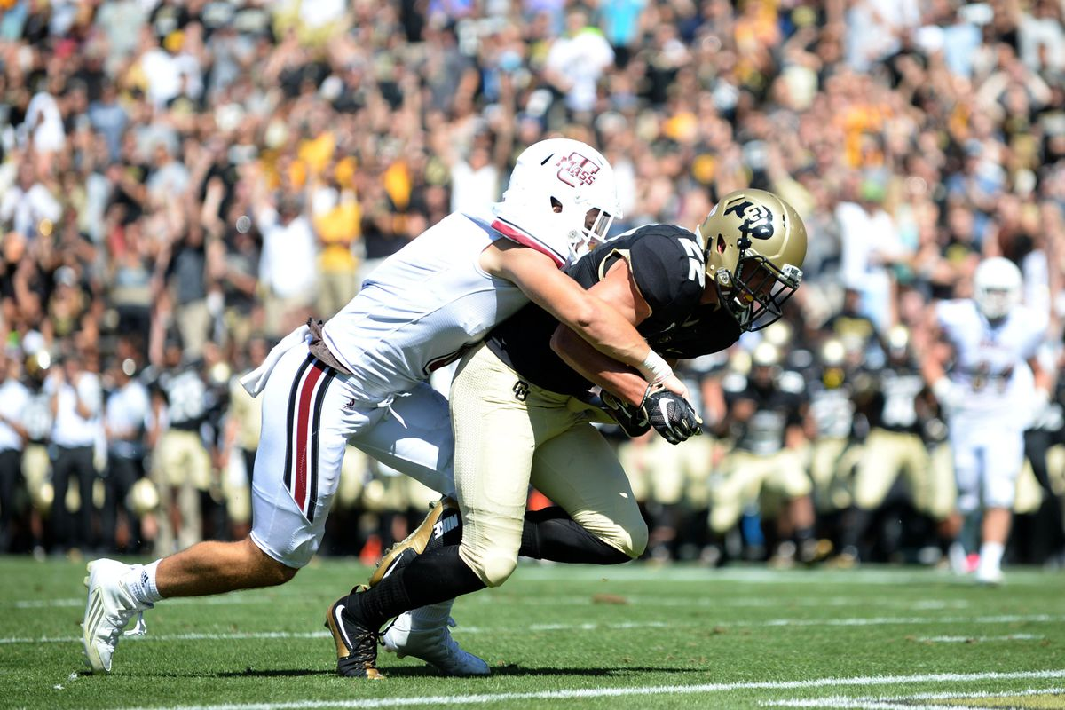 Shane Huber of UMass looks to end a 31-year Dick Butkus Snub