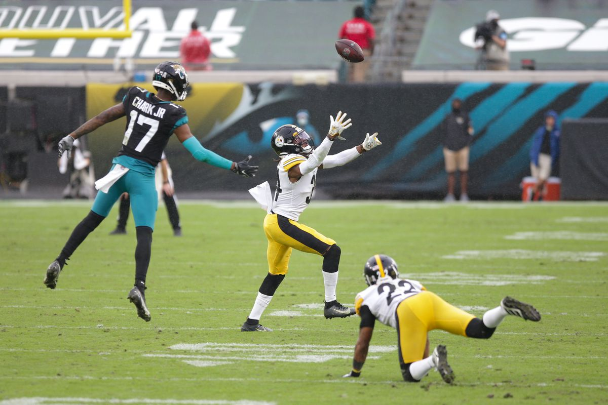 NFL: NOV 22 Steelers at Jaguars