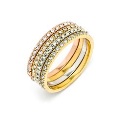"""Lakeview ring set, <a href=""""http://www.baublebar.com/lakeview-ring-set.html"""">$58</a>"""