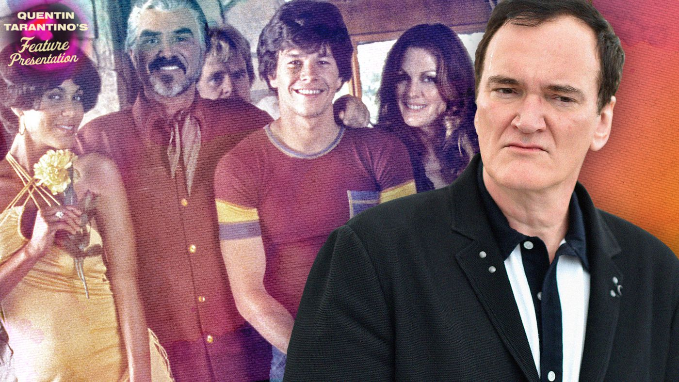 Quentin Tarantino's Issue With 'Boogie Nights'