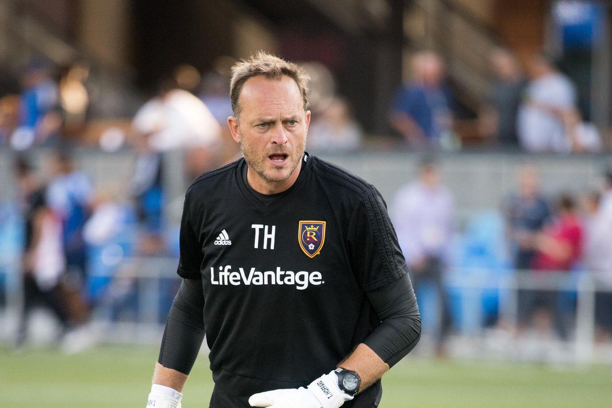 MLS: Real Salt Lake at San Jose Earthquakes